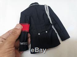 1/6 scale DID 3R WWII Greman Officer uniform Tunic+Shirt+Jacket for 12 figure
