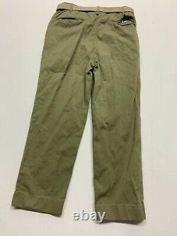 1950s Mens XS/S Boys Scout Uniform Shirt Pants 29 Waist VINTAGE