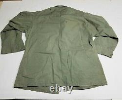 1968 Vietnam Army Jungle Uniform Jacket & Trousers USARV Patch Shirt & Pants