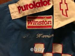 1990s Purolator Nascar PIT CREW UNIFORM vintage worn shirt and pants