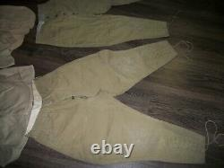 2-1940 Uniforms- BSA Boys Scout Knickers Trouser Pants Lace Bottom & 2- Shirts