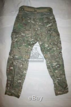 2008 Multicam Combat Shirt Pants Russian Spetsnaz Fsb Alfa Vympel Size L