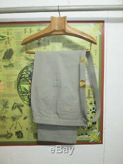 2e REP uniform ceremony-shirt white+pants-walking out dress summer uniform s. XXL