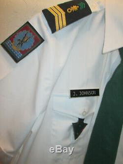 2e REP uniform ceremony-white shirt /pants dress summer uniform s. XL
