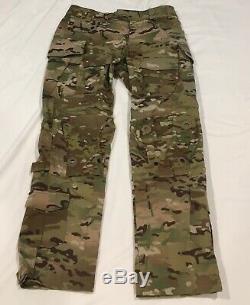 (3) Sets Patagonia Multicam Level 9 Medium Regular Shirt, 34 Regular Pants