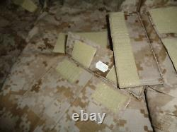 AGW CAG Paraclete SOF DESERT DIGITAL AOR1 BDU PANTS SHIRT UNIFORM SET LARGE
