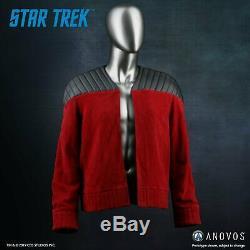ANOVOS Picard Darmok Uniform Jacket size XLarge NEWithunder shirt/MAG PIPS/pants/L