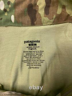 ARMY RANGER, SPECIAL FORCES, SEAL, CAG, Patagonia level 9 pants and combat shirt