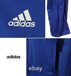 Adidas Youth Condivo 18 Training Suit Set Blue Kid Shirts Pants ED5915 CF3686