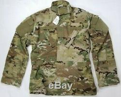 Aircrew OCP Flame Resistant FR A2CU Pants+Shirt Set Operational Camo Large-Long