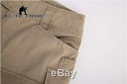 Airsoft Army Tactical Uniform Emerson Combat G3 Uniform Shirt Pants Khahi