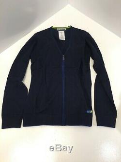 Alaska Airlines Womens Uniform Lot Sweaters Shirts Pants Jacket Navy XS/SM SZ 4