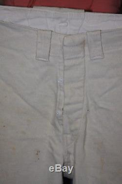 Antique Red Sox Wool Uniform # 7 Jersey and Pants Dom Dimaggio