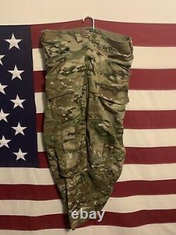 Arcteryx LEAF Assault Combat Uniform Shirt Large Pants X Large Multicam
