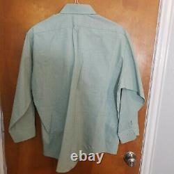 Army Dress Uniform Green Jacket, Shirt, Pants With 3rd Infantry and Fire Patches