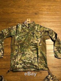 BEYOND CLOTHING A4 Wind Shirt Pants Multicam Medium