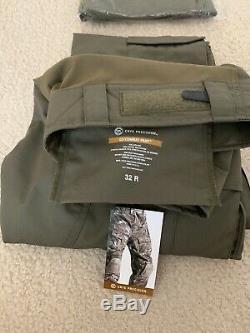 BRAND NEW Crye Precision G3 Combat Shirt/Pants Set Ranger Green MD-R/32-R