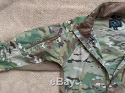Beyond Clothing A4 Wind shirt and Pants multicam U. S. A. Medium