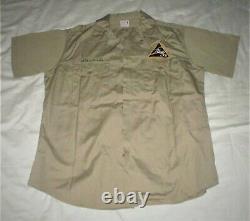 Blatz Beer Original 5-Piece Delivery Uniform, Hat, Jacket, 2 Shirts & Pants-NICE