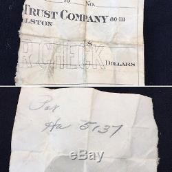 CRACKERJACK UNIFORM Vtg IDd WWII Sailor Pants & Shirt, Photo, Address Book