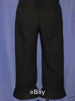 CUSTOM MADE Five Star TREK Uniform HALLOWEEN COSTUME SHIRT AND PANTS