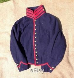 Civil War Reenactment Union Artillery Jacket, Pants, and Shirt