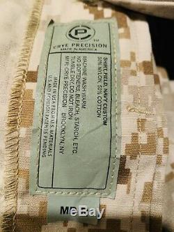 Crye Precision All Weather Field Pant/Field Shirt AOR1 Medium Reg 32 NWOT