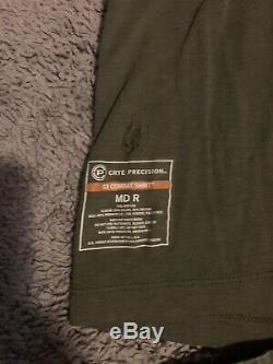 Crye Precision Combat Pants/Shirt Set 32L Medium Regular