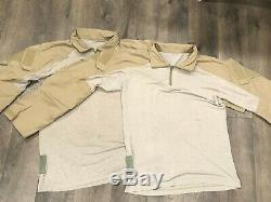 Crye Precision Combat Pants and Two Shirts