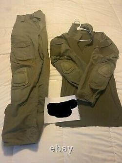 Crye Precision Combat Set Ranger Green (Pants 32R/Shirt LR)