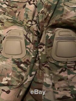 Crye Precision Combat Shirt CS4 FR And Pant CP4 FR Set Large Long 36 Regular
