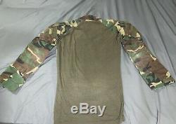 Crye Precision Drifire Combat Shirt/Pants G3 Woodland