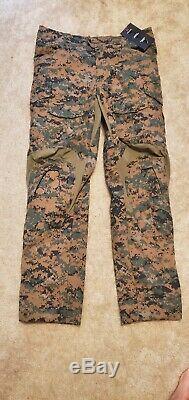 Crye Precision Drifire G3 Combat Shirt pants Marpat Woodland MARSOC USMC