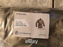 Crye Precision G3 Combat Pants 32R & Field Shirt Small Reg Multicam/OCP NEW