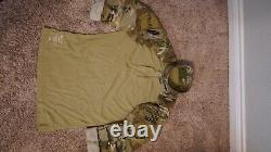 Crye Precision G3 Combat Pants And Combat Shirt Multicam (32 Regular/Medium)