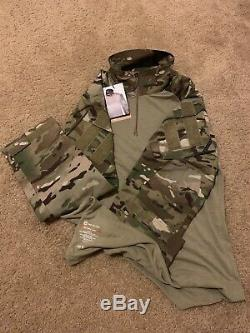 Crye Precision G3 Combat Pants, Shirt (M), And Uniform MultiCam - 32 R NEW