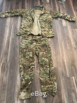 Crye Precision G3 Field Pant Multicam / 36L G3 Field Shirt Large Long