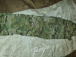 Crye Precision G3 SET 32L Combat Pants / MED LONG Combat Shirt Multicam