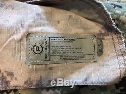 Crye Precision Navy Custom AOR2 Field Pants 28R, Shirt Small Short