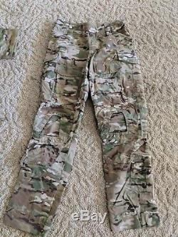 Crye Precision Pants 28R + 2 Crye Field Shirts Small