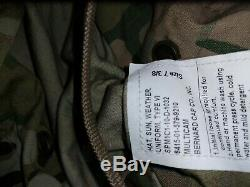 Crye Precision (sub-contractor) combat pants and shirts (genuine issued)