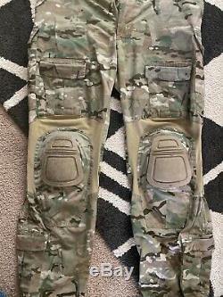 Crye Precison Combat Pants And Shirt Only Knee Pads Included. Used In SOF