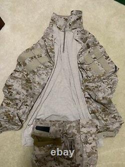 Crye precision G3 AOR1 combat uniform combat pants combat shirt 28S SM-S