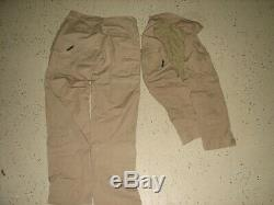 Crye precision field pant and combat shirt