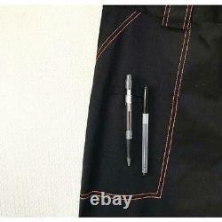 Dead Stock Euro France Mcdonald'S Wide Pants Uniform