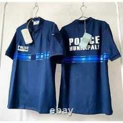 Dead Stock French Police Line Uniform Polo Shirt
