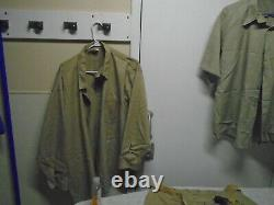 Doc uniform, kentucky prison inmate khaki's, brown shirts & pants