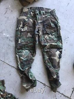 Drifire combat shirt and pants