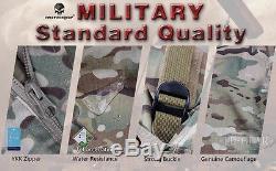 EMERSON Gen2 Combat Uniform BDU Shirt & Pants with Knee Pads MultiCam Camo Airsoft