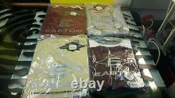 Easton Baseball Shirts Jacket Pants Youth Size L XL M Baseball Uniform Lot of 11